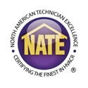 NATE HVAC Repair Certified Company