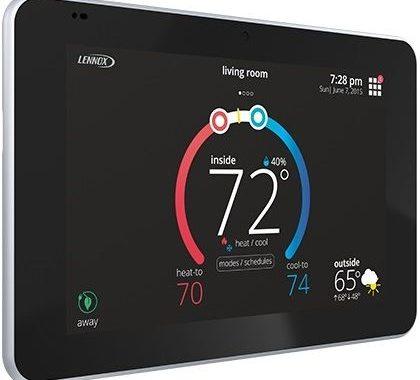 lennoxiComfort-thermostat e30